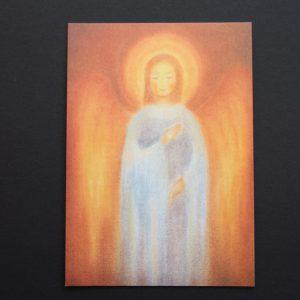 Postkarte Schutzengel