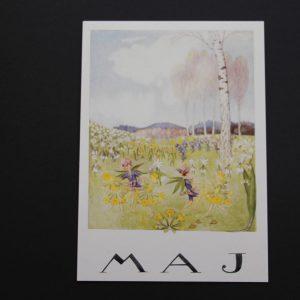 Postkarte Mai