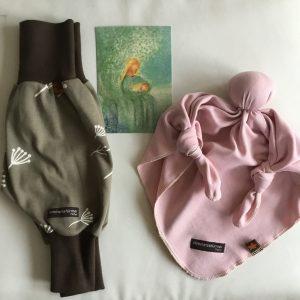 Geburtsgeschenk Blütengruß