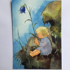 Postkarte Mein Glöckchen