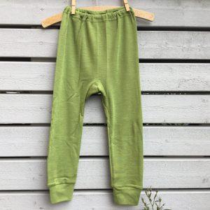 Wolle-Seide Leggings/lange Unterhose