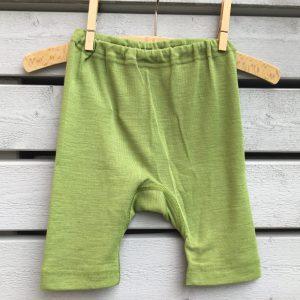 Wolle-Seide kurze Unterhose